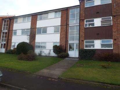 2 Bedrooms Flat for sale in St. Pauls Crescent, Coleshill, Birmingham, Warwickshire