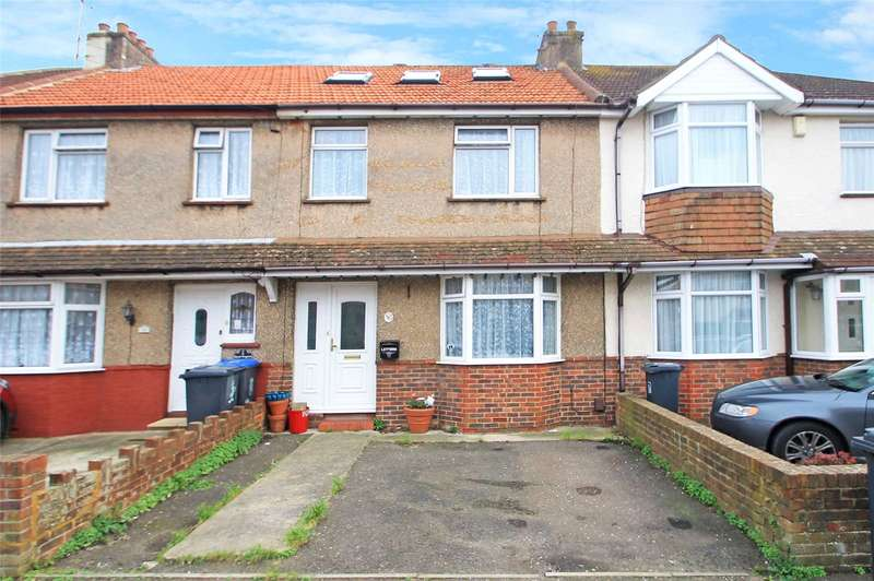 5 Bedrooms Terraced House for sale in Orchard Avenue, Lancing, West Sussex, BN15
