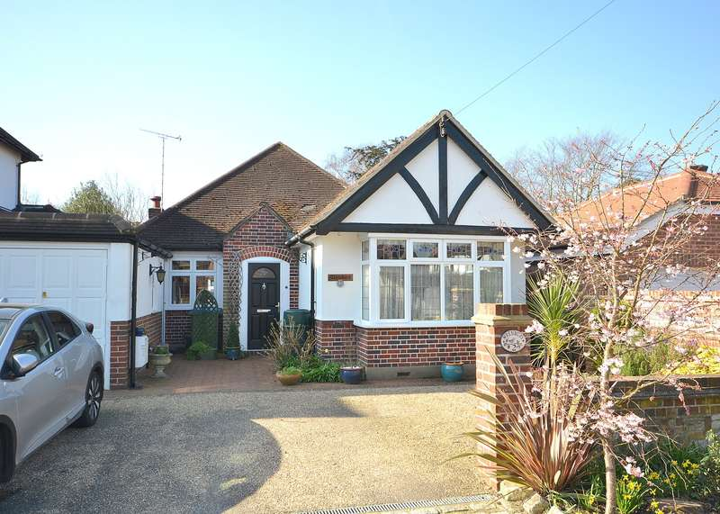 2 Bedrooms Detached Bungalow for sale in Walton on Thames