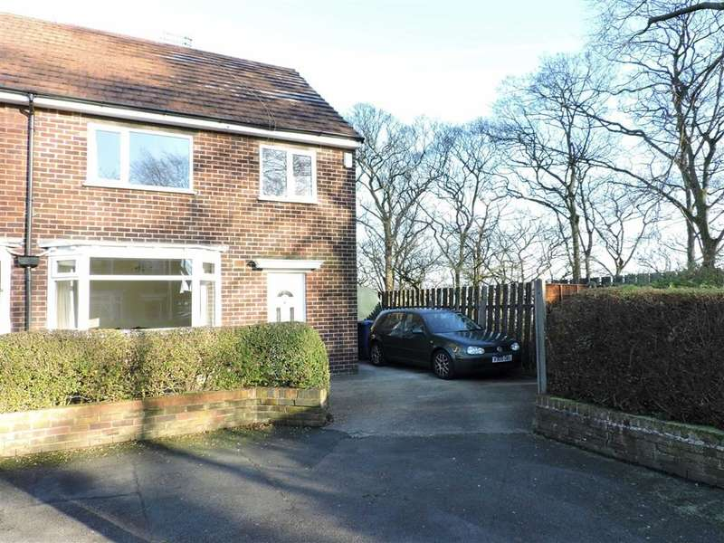 3 Bedrooms Property for sale in Bideford Road, Stockport