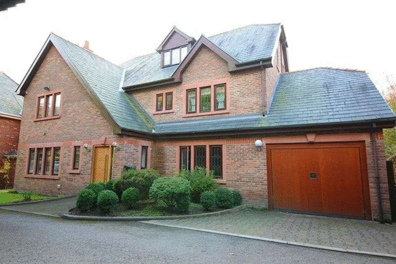 8 Bedrooms Detached House for sale in Three Acres Close, Woolton, Liverpool, L25