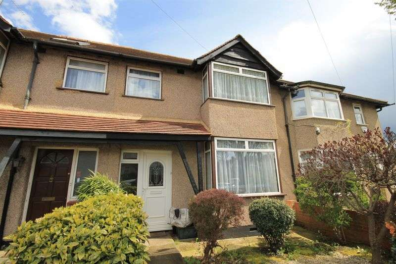 3 Bedrooms Terraced House for sale in Verulam Road, Greenford