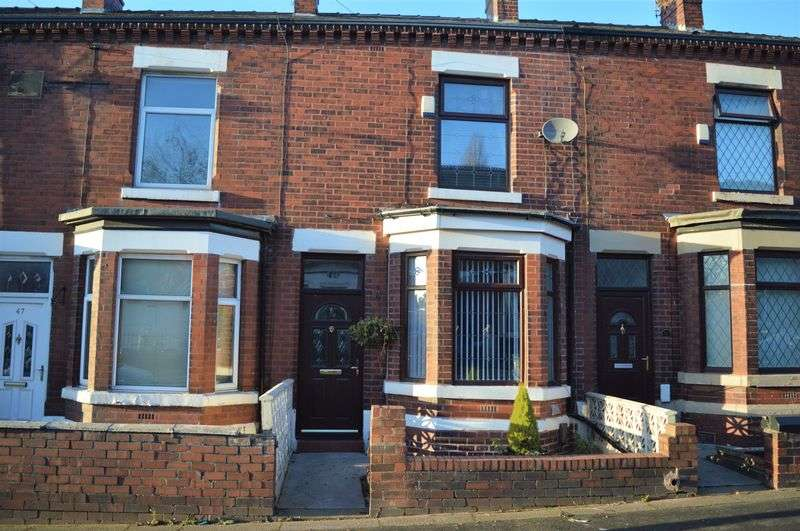 2 Bedrooms Terraced House for sale in Lodge Lane, Hyde