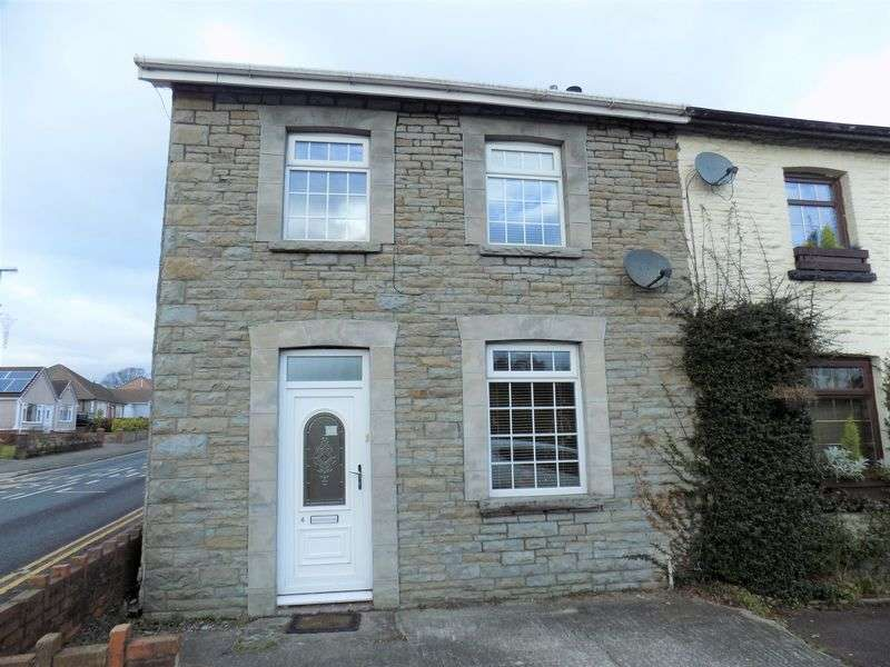 3 Bedrooms Semi Detached House for sale in St. Cenydd Road, Caerphilly