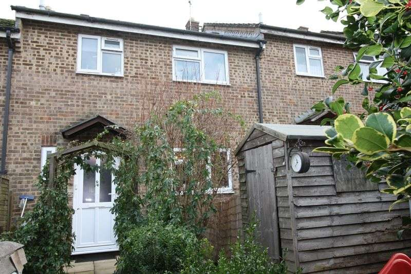 3 Bedrooms Terraced House for sale in Chettell Way, Blandford St. Mary