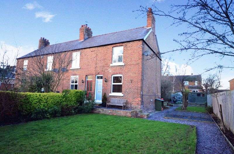 2 Bedrooms Terraced House for sale in Kingsley Terrace, Great Boughton, Chester