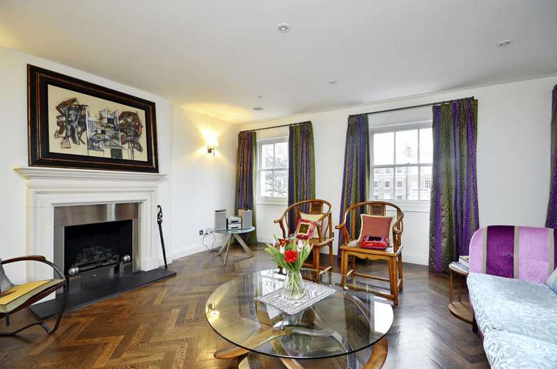 3 Bedrooms Flat for sale in Montagu Square, Marylebone, W1H