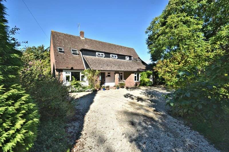 4 Bedrooms Detached House for sale in Wantage Road, Harwell