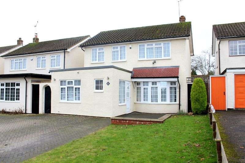 3 Bedrooms Detached House for sale in Riding Hill, Sanderstead, Surrey