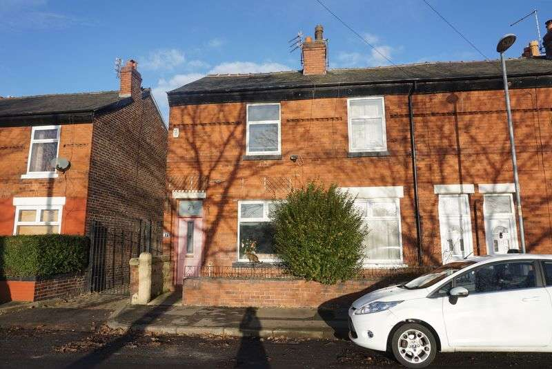 2 Bedrooms Terraced House for sale in Manor Road, Levenshulme