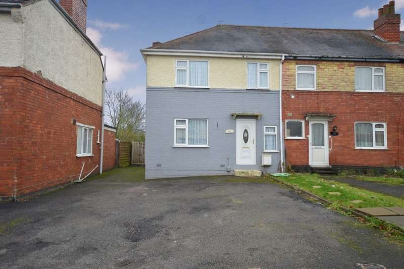 3 Bedrooms Property for sale in Randle Road, Nuneaton, CV10