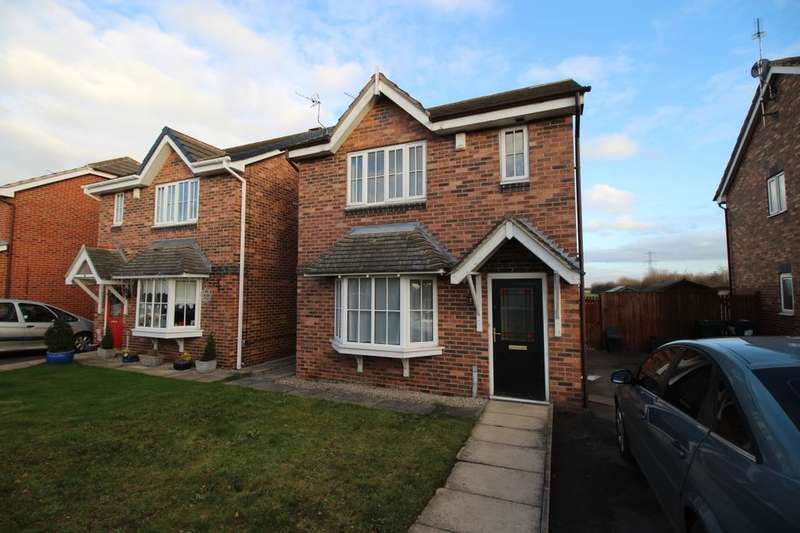 3 Bedrooms Detached House for sale in Bryson Close, Thorne, Doncaster, DN8