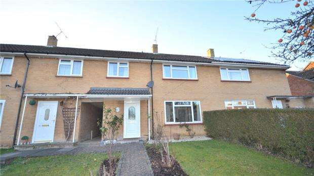 3 Bedrooms Terraced House for sale in Weycrofts, Bracknell, Berkshire