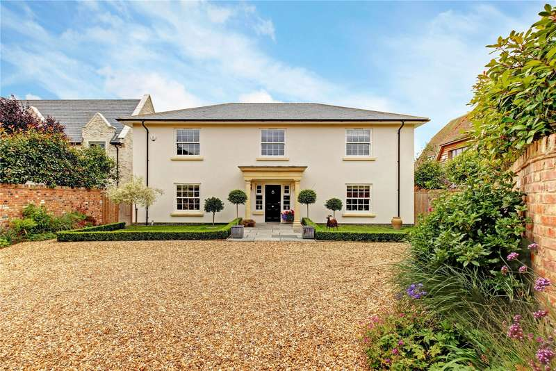 5 Bedrooms Detached House for sale in Downs Stables, Manor Road, Wantage, Oxfordshire, OX12