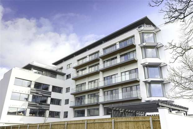 3 Bedrooms Flat for sale in Altitude Max, SeldownLane, Poole