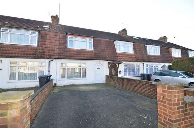 3 Bedrooms Terraced House for sale in Broadlands Avenue, Enfield, Greater London
