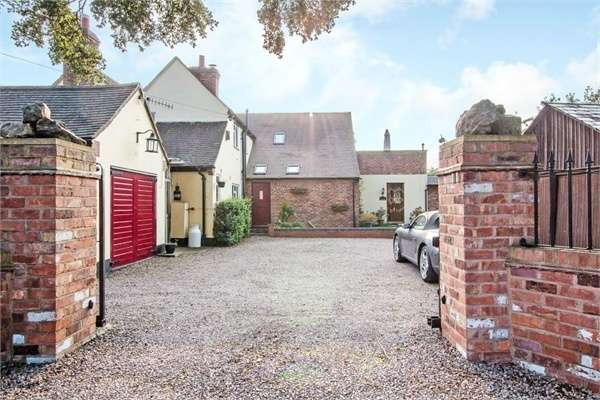 5 Bedrooms Detached House for sale in Hanley Castle, Worcester