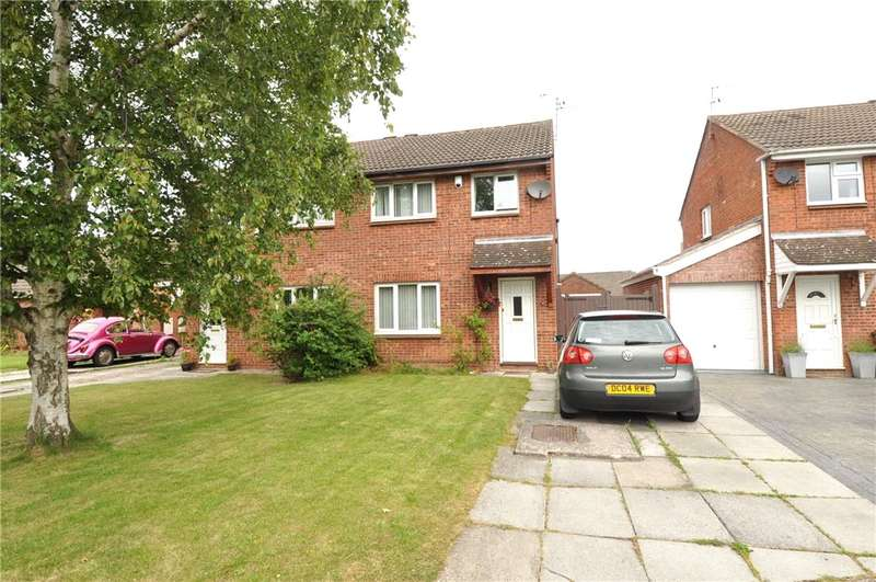 3 Bedrooms Semi Detached House for sale in Bromsgrove Road, Greasby, Wirral