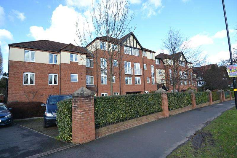 1 Bedroom Retirement Property for sale in Bristol Road, Selly Oak, Birmingham