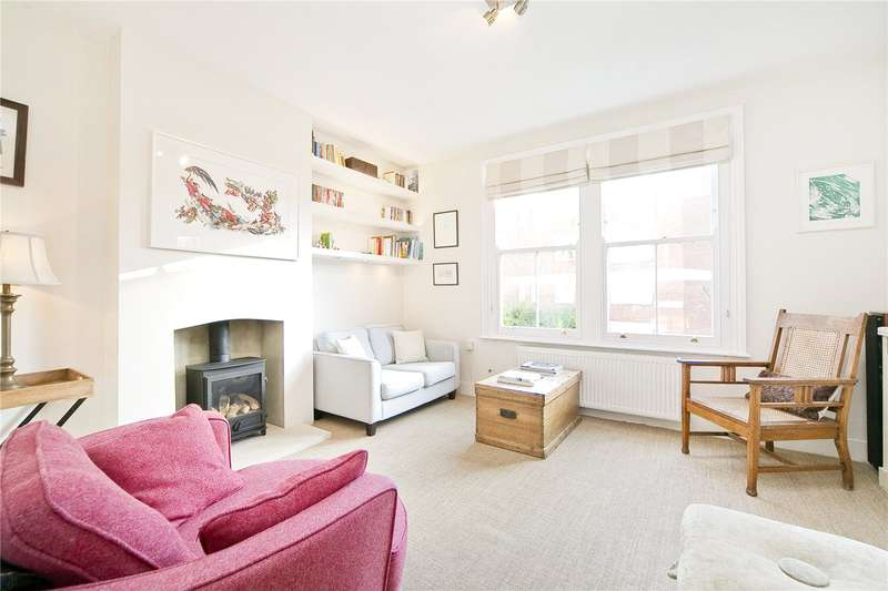 3 Bedrooms Flat for sale in Old Bethnal Green Road, Bethnal Green, E2