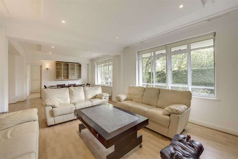 2 Bedrooms Flat for sale in Viceroy Court, London, NW8