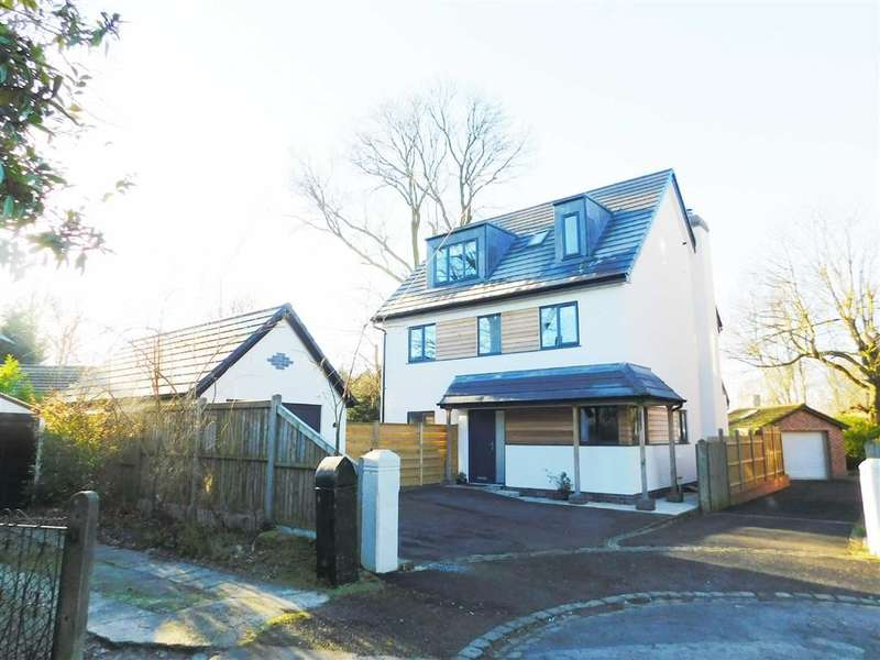 4 Bedrooms Property for sale in Oak Avenue, Romiley, Stockport