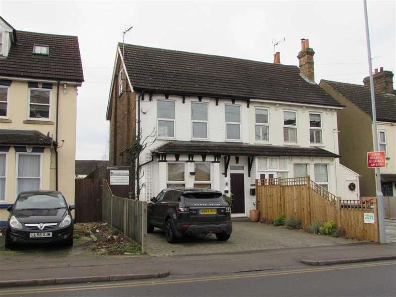 4 Bedrooms Property for sale in Station Road, Dunstable, Bedfordshire, LU5