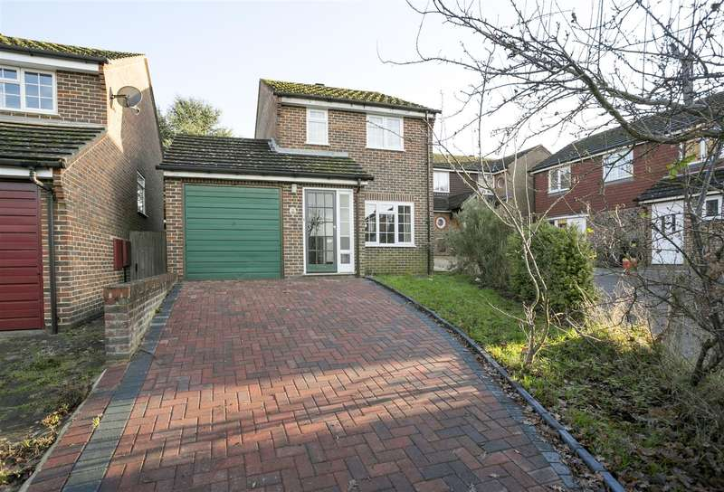 3 Bedrooms Property for sale in Wheatfield, Leybourne, West Malling