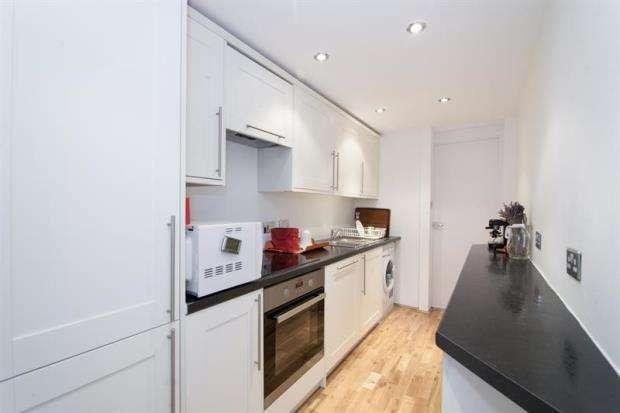 3 Bedrooms Maisonette Flat for sale in Gunterstone Road, West Kensington, W14