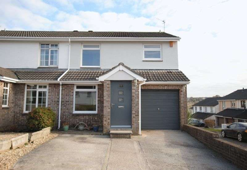 4 Bedrooms Semi Detached House for sale in Hawks Park, Saltash