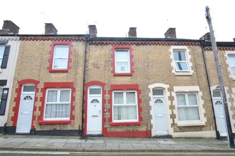 2 Bedrooms Terraced House for sale in Norgate Street, Liverpool, L4