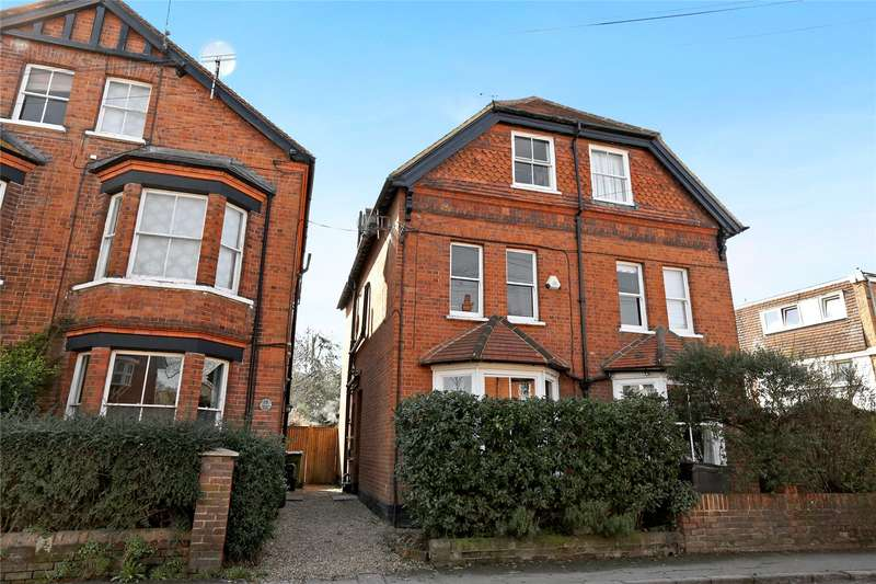 4 Bedrooms Semi Detached House for sale in Station Road, Marlow, Buckinghamshire, SL7