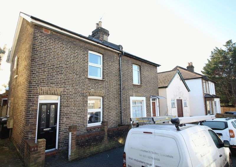 2 Bedrooms Semi Detached House for sale in Bynes Road, South Croydon, Surrey
