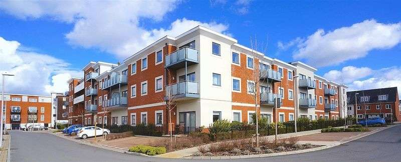 1 Bedroom Flat for sale in Rushley Way, Kennet Island Reading RG2