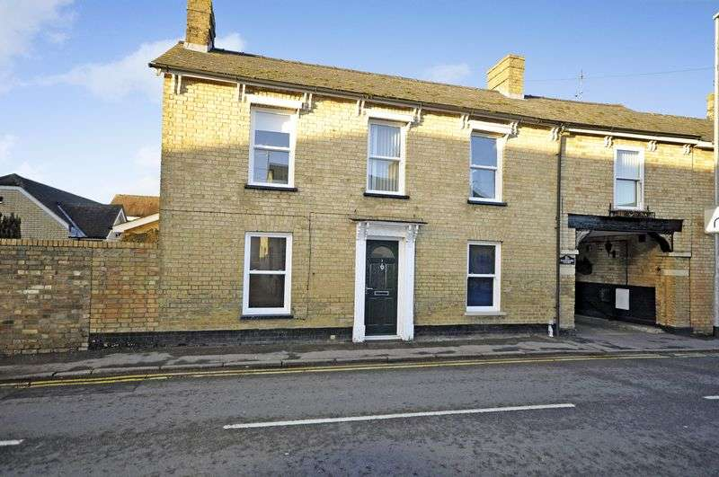 4 Bedrooms Detached House for sale in London Street, Godmanchester