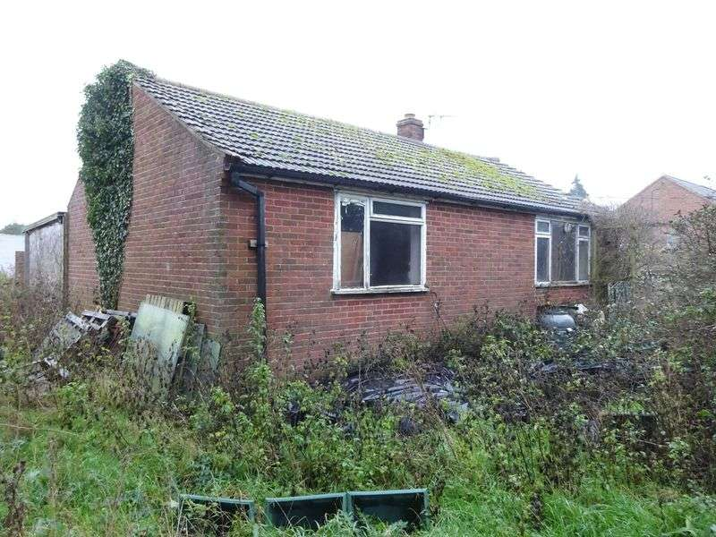 2 Bedrooms Detached Bungalow for sale in Primrose Green, Lyng, Norwich.