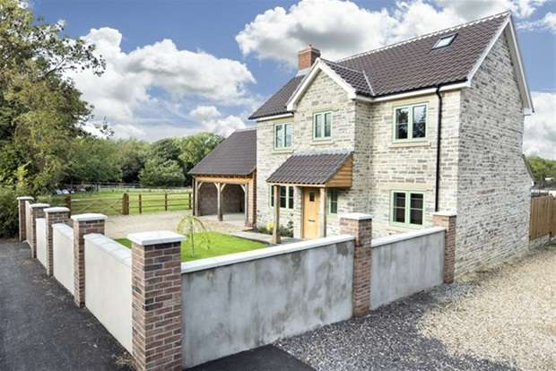 5 Bedrooms Detached House for sale in Mells Lane, Chantry, Frome