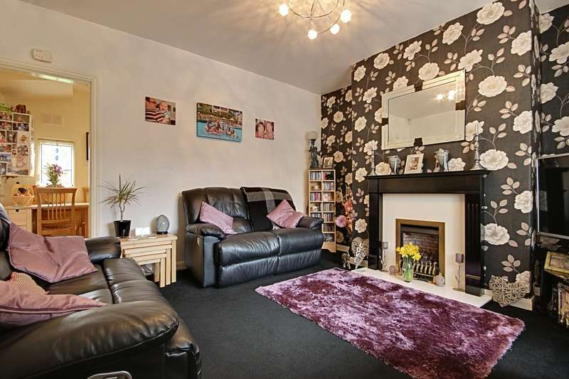 2 Bedrooms Terraced House for sale in Hammond Crescent, Bradford, West Yorkshire, BD11