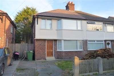 3 Bedrooms Semi Detached House for rent in Queenswood Avenue, Bebington