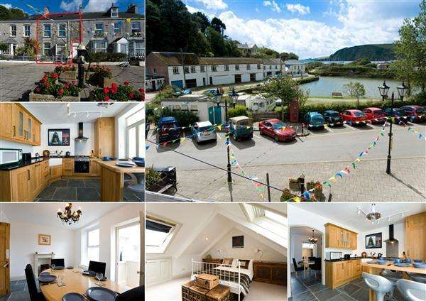 3 Bedrooms Terraced House for sale in Pentewan, Cornwall, PL26