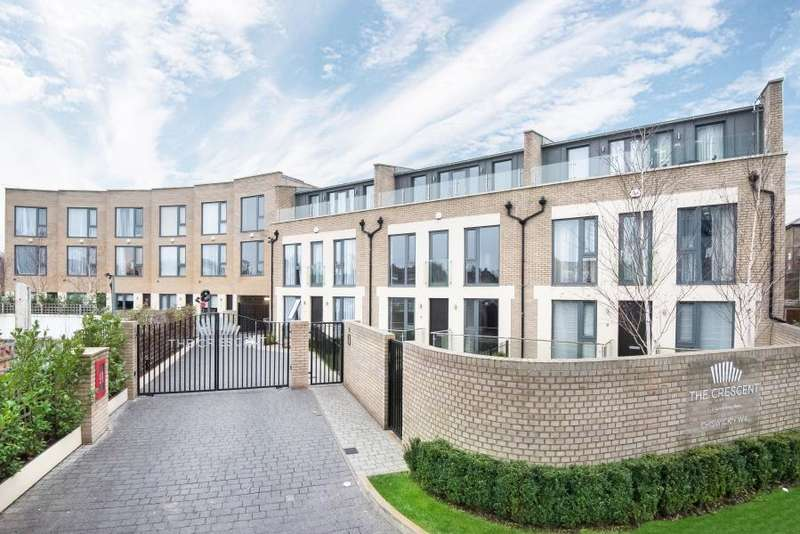 5 Bedrooms House for sale in Gunnersbury Mews, Chiswick W4