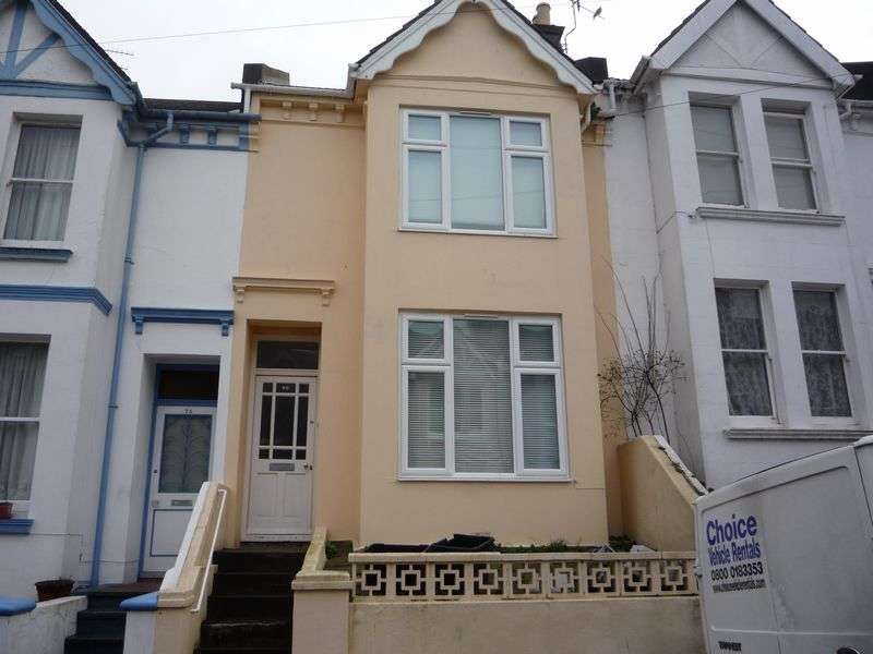 5 Bedrooms Terraced House for rent in Brading Road, BRIGHTON