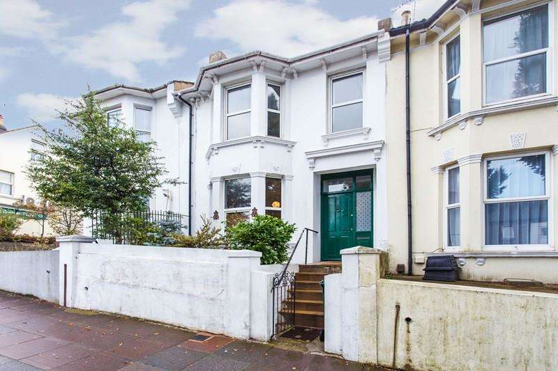 3 Bedrooms Terraced House for sale in Elm Grove, Brighton