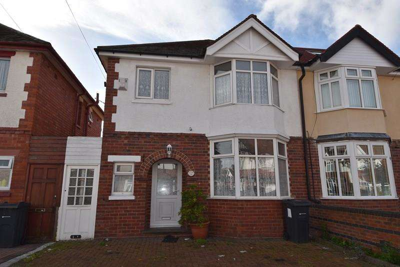 3 Bedrooms Semi Detached House for sale in Phipson Road, Sparkhill