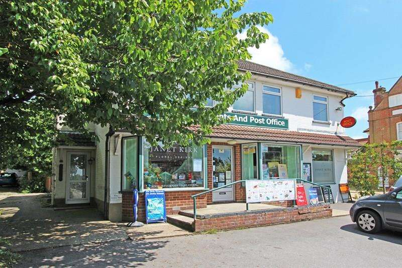 4 Bedrooms Post Office Commercial for sale in Station Road, Sway