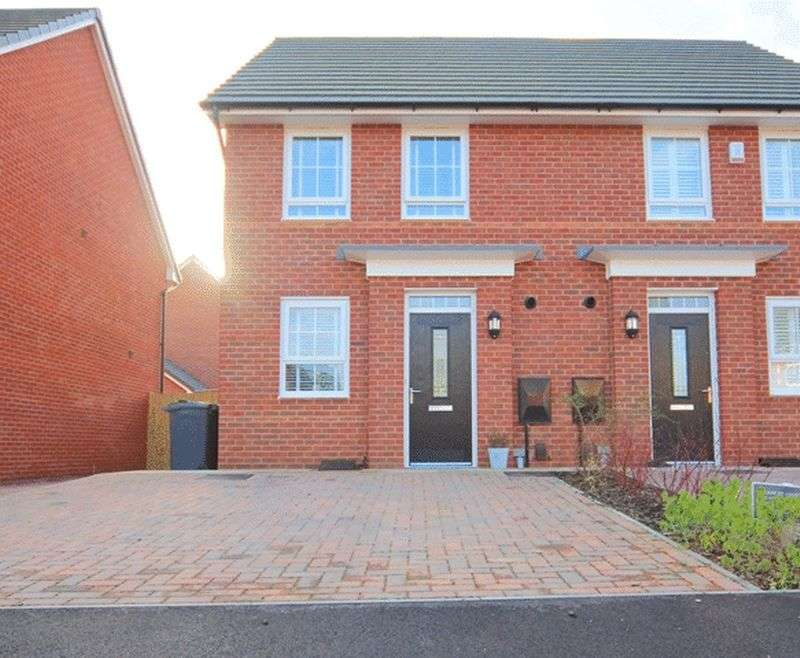 2 Bedrooms Semi Detached House for sale in Springwell Avenue, Huyton, Liverpool, L36