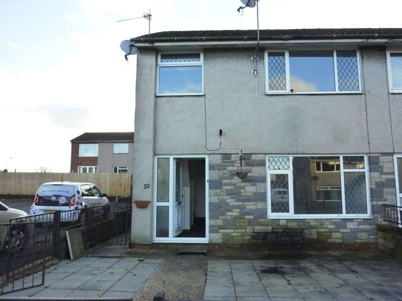 2 Bedrooms Terraced House for sale in Heol Treferig, Beddau CF38 2SW