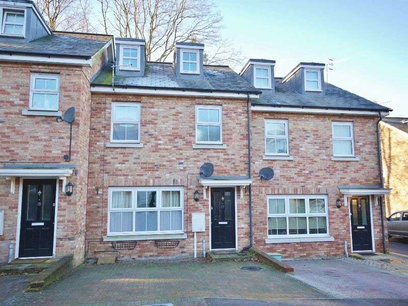 3 Bedrooms Terraced House for sale in The Grange, Langton Green, Tunbridge Wells