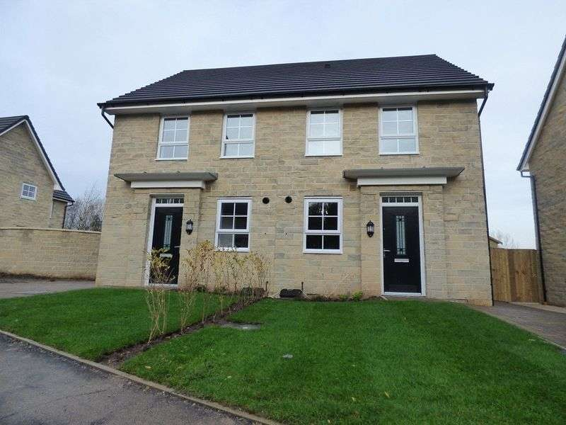 3 Bedrooms Semi Detached House for sale in Ellwood Square, Lancaster