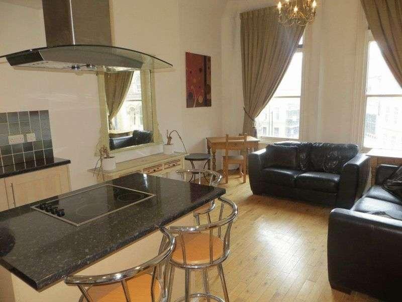 3 Bedrooms Flat for rent in Queen Street, Newcastle Upon Tyne